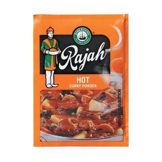 Robertsons Rajah Curry Powder Hot 7g