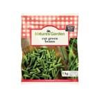 Natures Garden Cut Green Beans 1kg