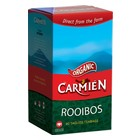 Carmien Organic Rooibos Natu ral Tea 40ea