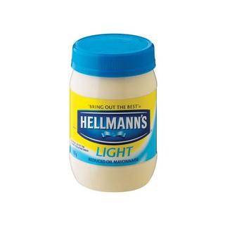 Hellmann's Light Reduced Oil Mayonnaise 428g