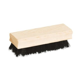 Leo Brush Blk Wooden Shoe Brush 1ea