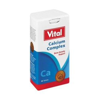 Vital Calcium High Potency T Ablets 30