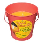Republic Umbrella Yellow Bucket Candle Candle 300g