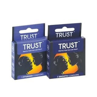 Trust Condoms 3ea