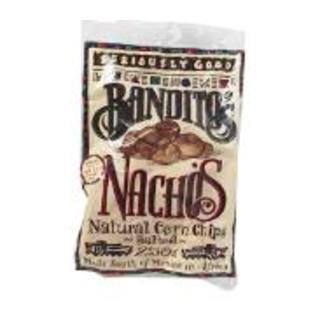 Bandito's Nachos Natural Salted 250g