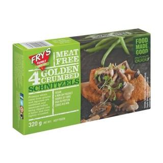 Fry's Meat Free Schnitzel 320g