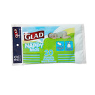 Glad Tie Handle Nappy Bag 20