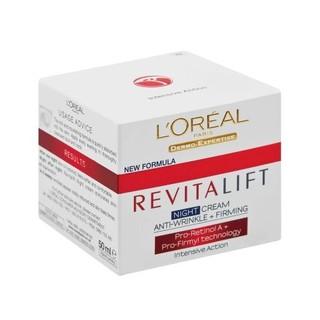 Loreal Dermo Exp Revitalift Night Cream 50 ML