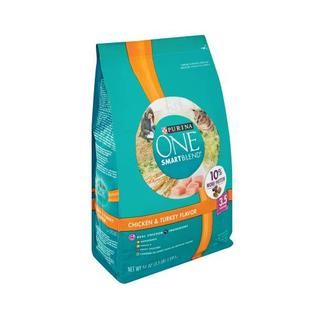Purina One Smart Blend Chicken And Rice 1.59kg