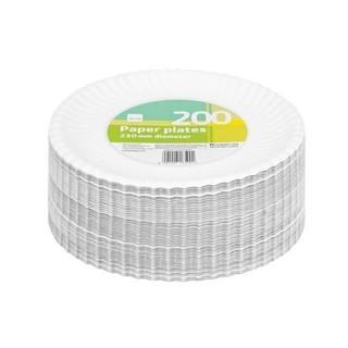 PnP Paper Plates 200ea