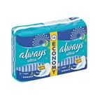 Always Ultra Sanitary Pads Night 14s x 16