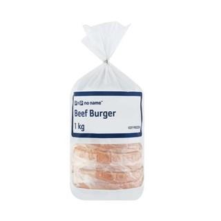 Beef Burger 1 KG