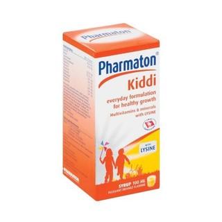 Pharmaton Kiddi Syrup 100ml