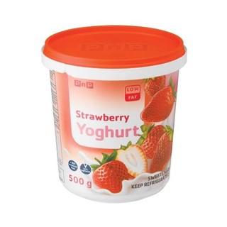 PnP Low Fat Strawberry Yoghurt 500g