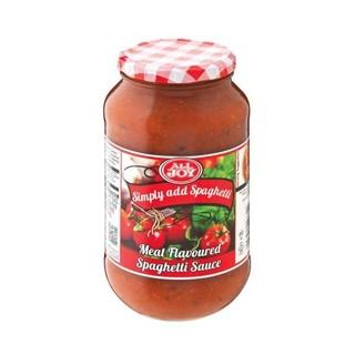 All Joy Meat Spaghetti Sauce 820g