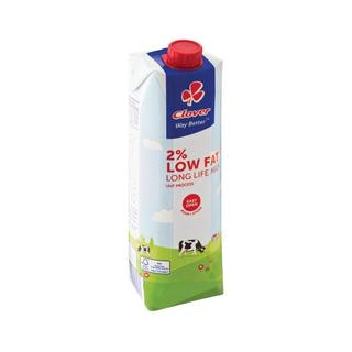 Clover UHT Long Life 2% Low Fat Milk