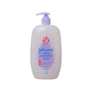 Johnson's Baby Bedtime Bath Soap 550ml