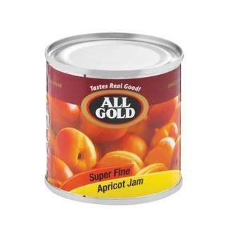 All Gold Superfine Apricot Jam 225g