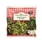Natures Garden Supersweet Corn And Garden Peas 1kg