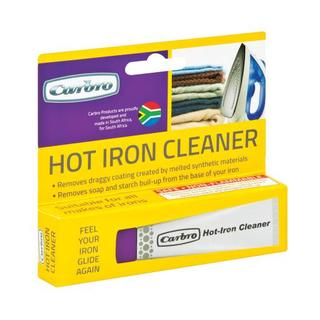 Carbro Faults Hot Iron Clean Er 28g