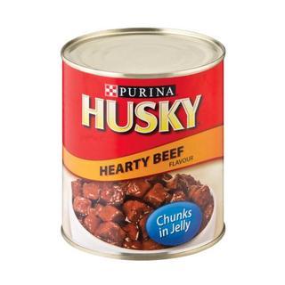 Husky Wet Cij Beef 775g