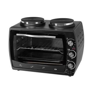 Aim 22 Litre Mini Oven Black