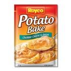 Royco Cheddar Cheese & Onion  Mix Potato Bake 43g