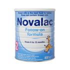 Novalac Infant Baby Formula 2 800g