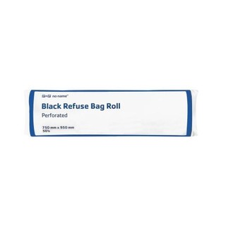 No Name Refuse Bags Roll 750 X 950 Mm 50