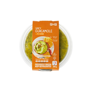 Spicy Guacamole 200g