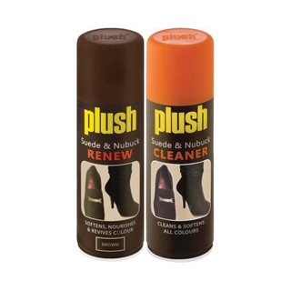Plush Suede Nubuck Renew Brown 200ml