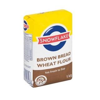 Snowflake Brown Bread Flour 1kg