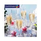 Luminarc Elegance Flutes 17cl 6s