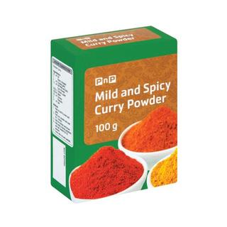 PnP Mild And Spicy Curry Powder 100g