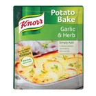 Knorr Garlic & Herb Potato Bake 43g