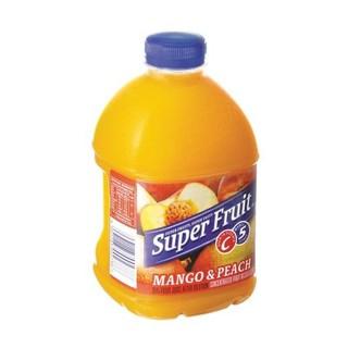 Super Fruit Mango & Peach Nectar 1 Litre