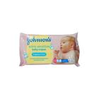 Johnson's Extra Sensitive Baby Wipes 20s