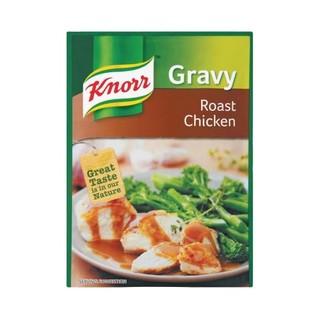 Knorr Instant Gravy Roast Chicken 24g