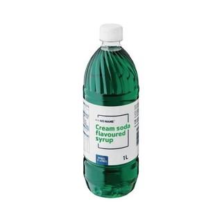 No Name Cream Soda Syrup 1 Litre