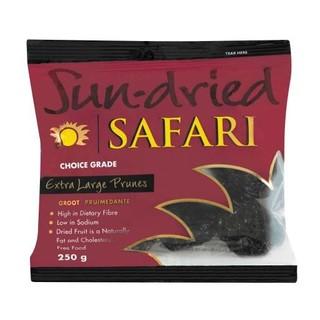 Safari Prunes Choice Extra Large 250g