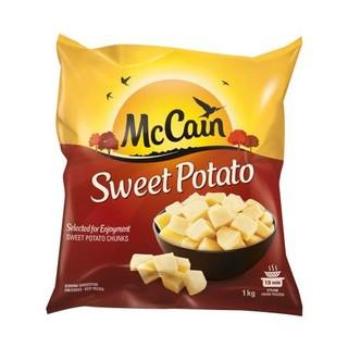 Mccain Sweet Potato 1kg