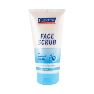 Cuticura Face Scrub 150 ML