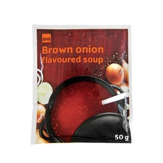 PnP Brown Onion Soup 50g