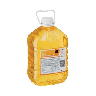 PnP Sunflower Oil 4l
