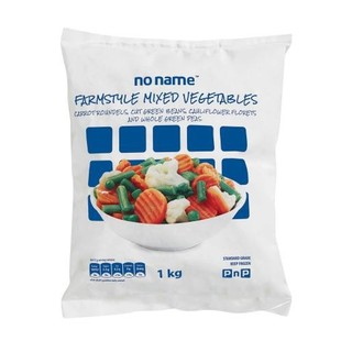 PnP No Name Farmstyle Mixed Vegetables 1kg