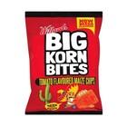 Willards Big Corn Bite Tomato Chips 50g