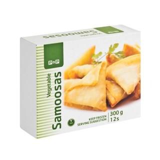 Pnp Vegetable Samoosas 12