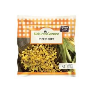 Natures Garden Sweetcorn 1kg