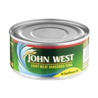 John West Shredded Tuna In Oil 170g x 6