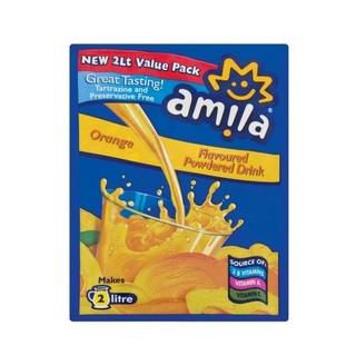 Amila Orange Flavoured 60g